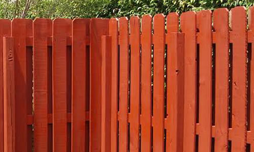 Fence Painting in Hartford CT Fence Services in Hartford CT Exterior Painting in Hartford CT
